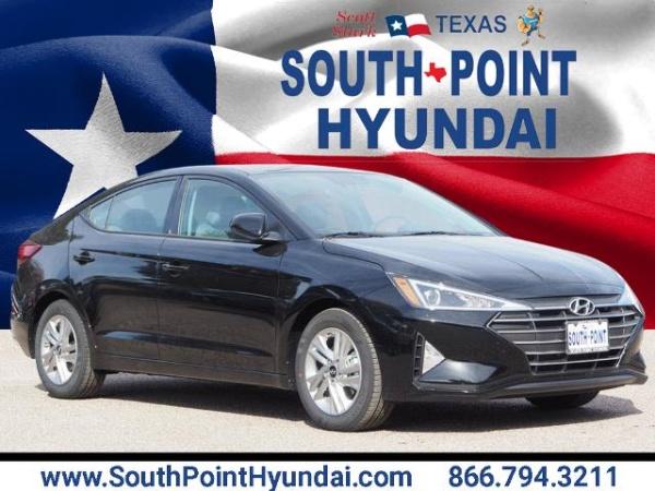 2020 Hyundai Elantra in Austin, TX