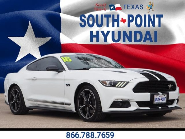 2016 Ford Mustang in Austin, TX