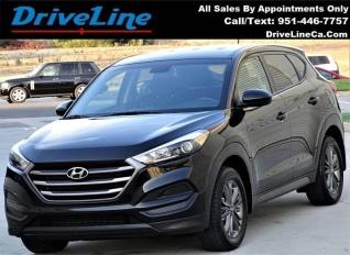 2017 Hyundai Tucson Se Fwd For In Murrieta Ca