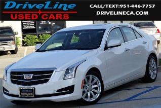 2017 Cadillac Ats Sedan 2 0t Rwd For In Murrieta Ca