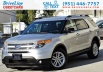 2014 Ford Explorer XLT FWD for Sale in Murrieta, CA