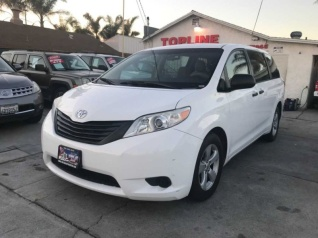 2012 Toyota Sienna For Sale >> Used Toyota Siennas For Sale In Placentia Ca Truecar