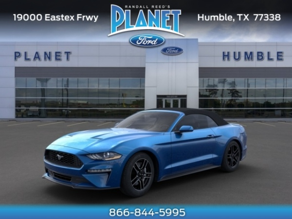 2019 Ford Mustang in Humble, TX