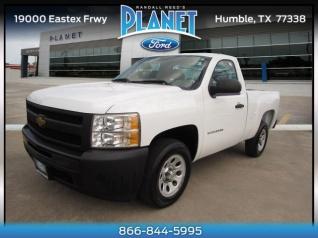Chevy silverado trucks for sale in texas
