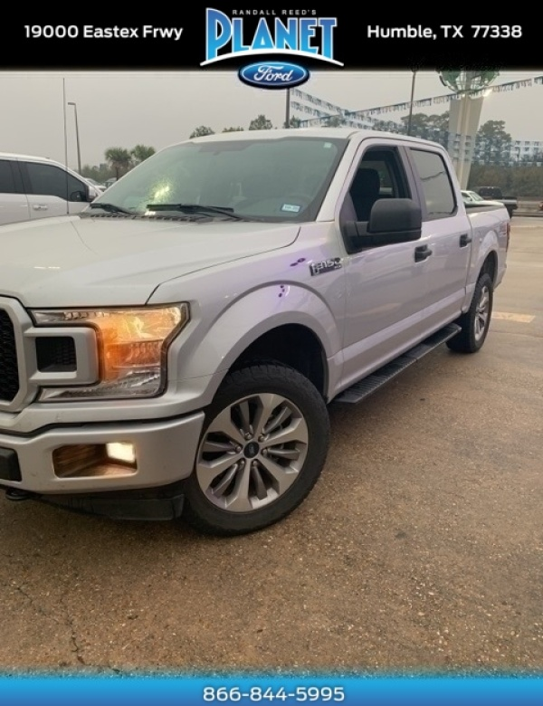2018 Ford F-150 in Humble, TX