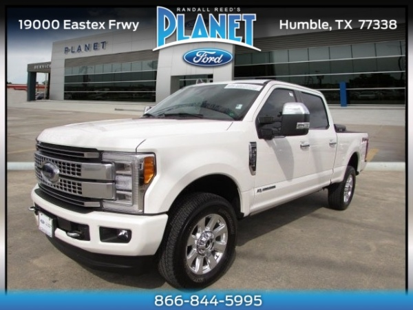 2019 Ford F-250 Platinum