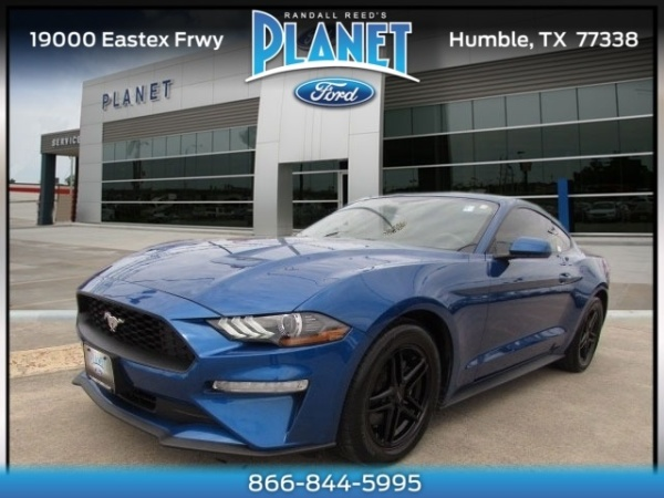 Planet Ford Humble Tx >> 2018 Ford Mustang Ecoboost Fastback For Sale In Humble Tx