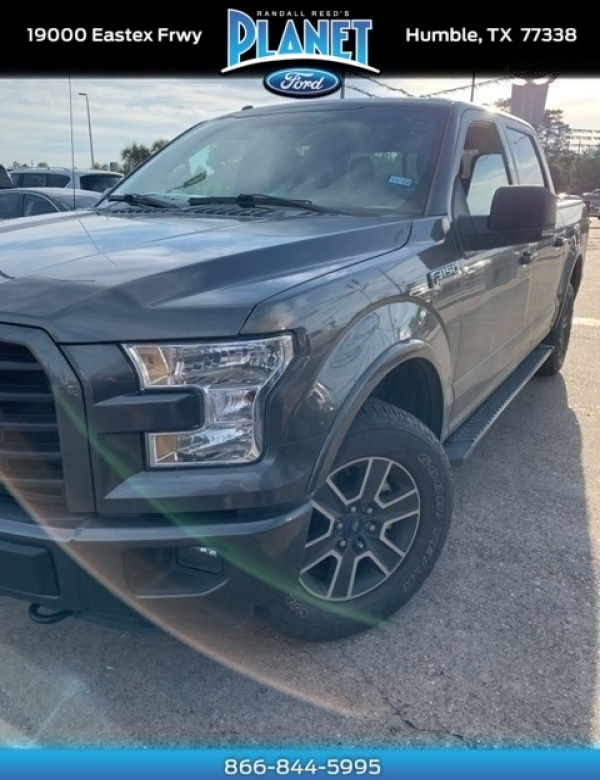 2016 Ford F-150 in Humble, TX