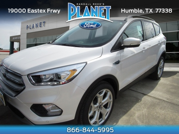 2019 Ford Escape in Humble, TX