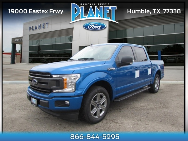 2019 Ford F-150 in Humble, TX