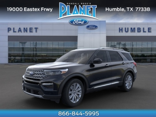 2020 Ford Explorer in Humble, TX