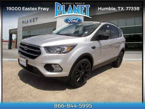 2017 Ford Escape in Humble, TX