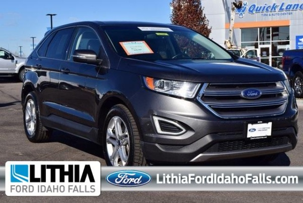 2018 Ford Edge in Idaho Falls, ID
