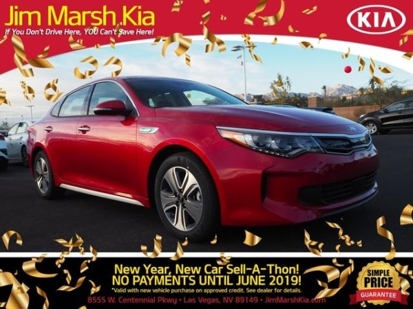 2019 Kia Optima Hybrid EX