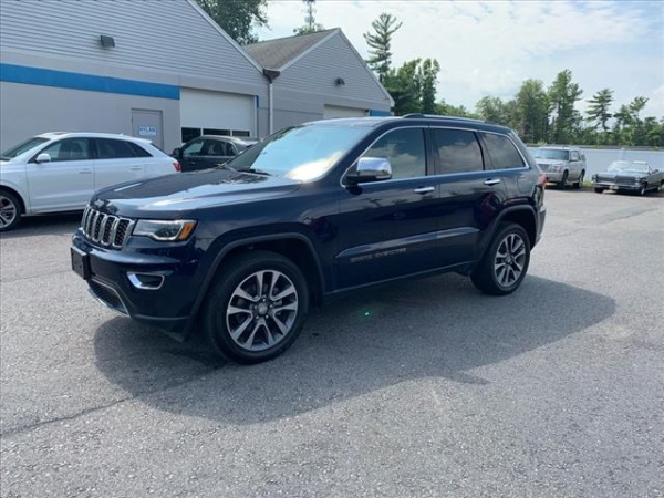 2018 Jeep Grand Cherokee in Middleborough, MA