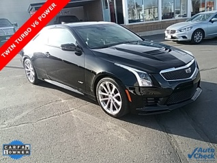 2016 Cadillac Ats V Coupe For In Hardin Mt