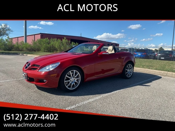 2006 Mercedes-Benz SLK in Austin, TX