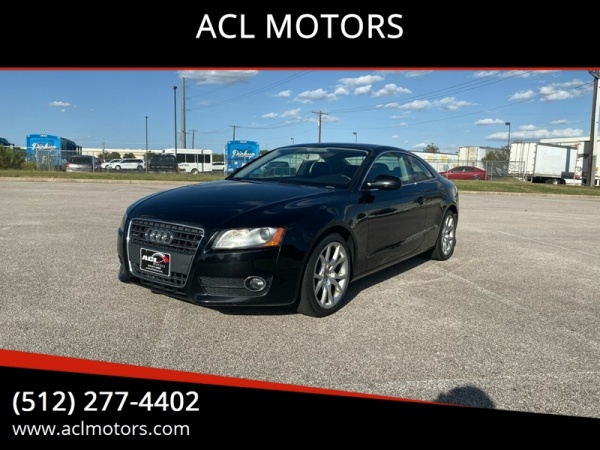 2011 Audi A5 in Austin, TX