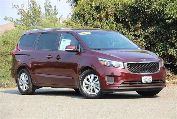 2015 Kia Sedona Prices, Reviews and Pictures | U.S. News & World Report