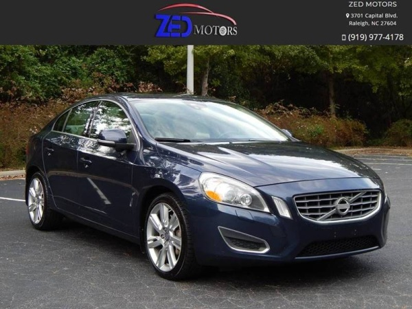 2011 Volvo S60 in Raleigh, NC