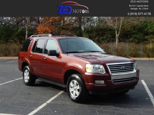 2010 Ford Explorer For Sale >> Used Ford Explorers For Sale In Fayetteville Nc Truecar