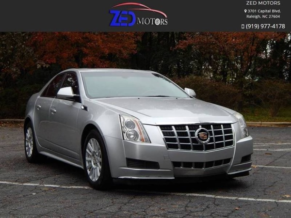 2013 Cadillac CTS in Raleigh, NC