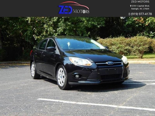 2012 Ford Focus in Raleigh, NC