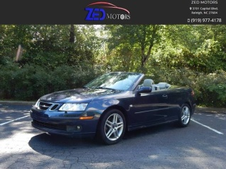 2007 Saab 9 3 2dr Conv Auto For In Raleigh Nc