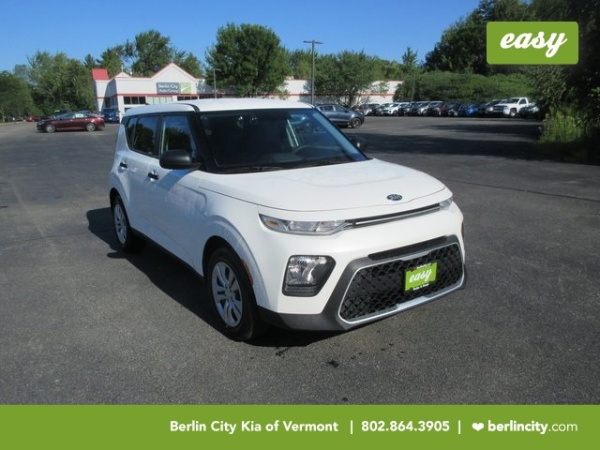 2020 Kia Soul in Williston, VT