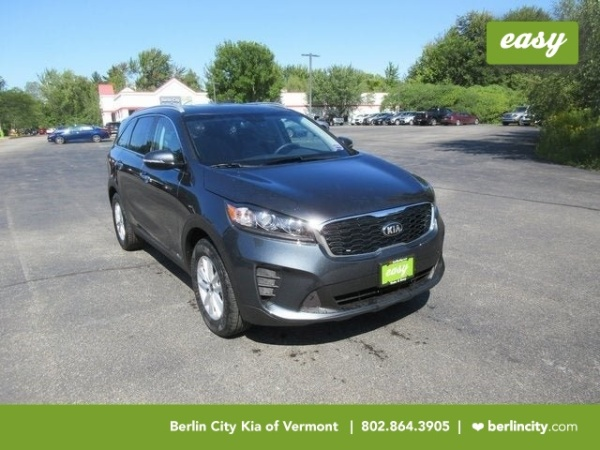 2020 Kia Sorento in Williston, VT