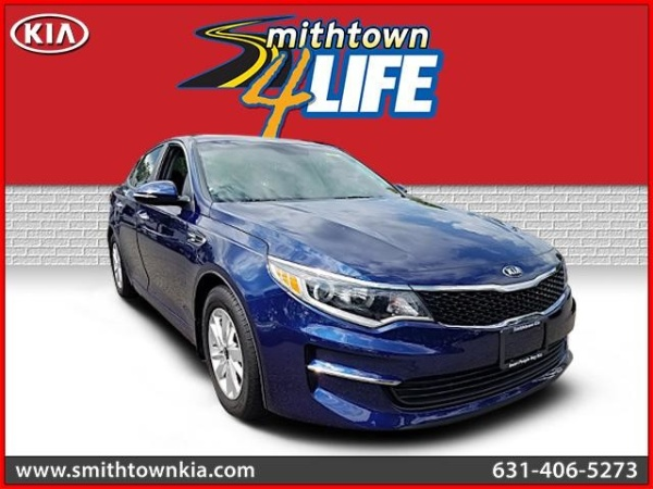 2017 Kia Optima in Saint James, NY