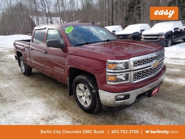 2014 Chevrolet Silverado 1500 in Gorham, NH