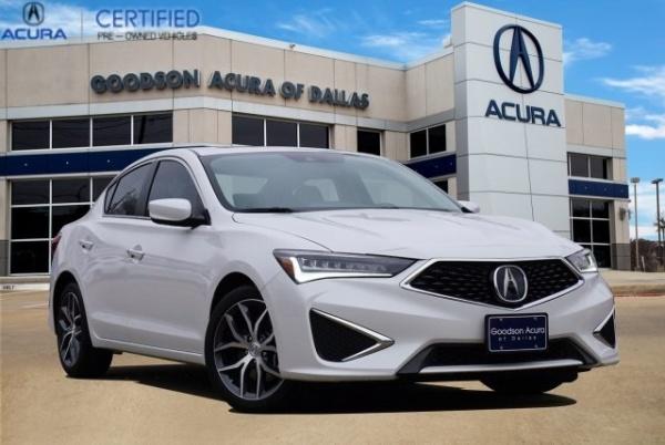 2019 Acura ILX ILX