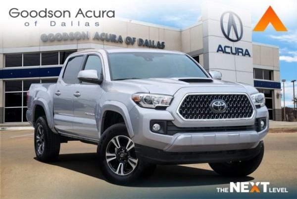 2018 Toyota Tacoma in Dallas, TX