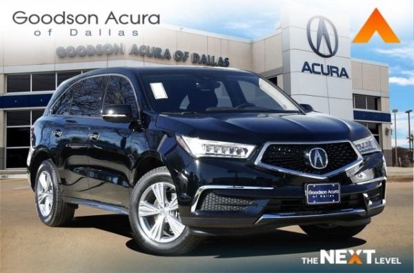 2020 Acura MDX in Dallas, TX