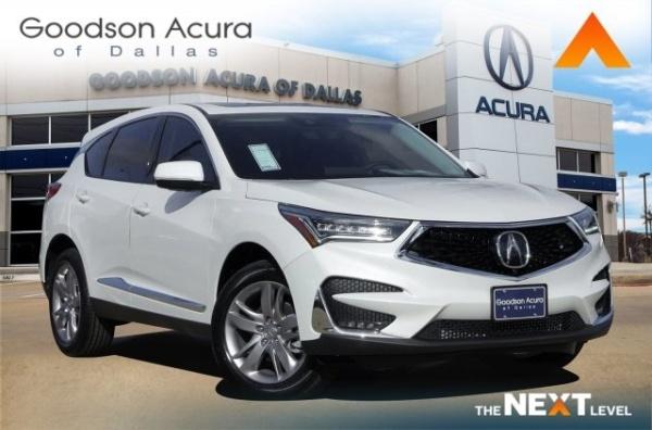 2020 Acura RDX in Dallas, TX