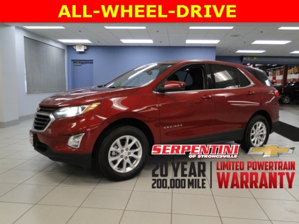 2020 Chevrolet Equinox in Strongsville, OH