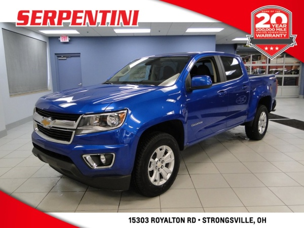 2020 Chevrolet Colorado in Strongsville, OH