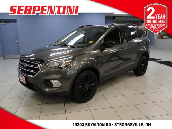 2017 Ford Escape in Strongsville, OH