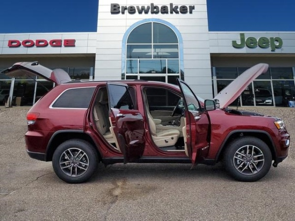 2020 Jeep Grand Cherokee in Montgomery, AL