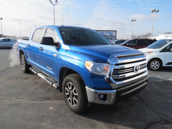 used toyota tundra for sale in toledo oh u s news world report. Black Bedroom Furniture Sets. Home Design Ideas