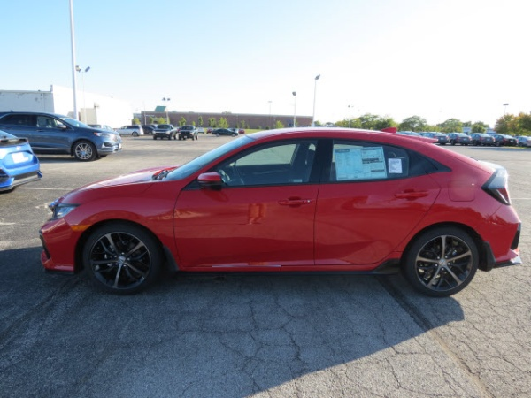 2020 Honda Civic in Maumee, OH