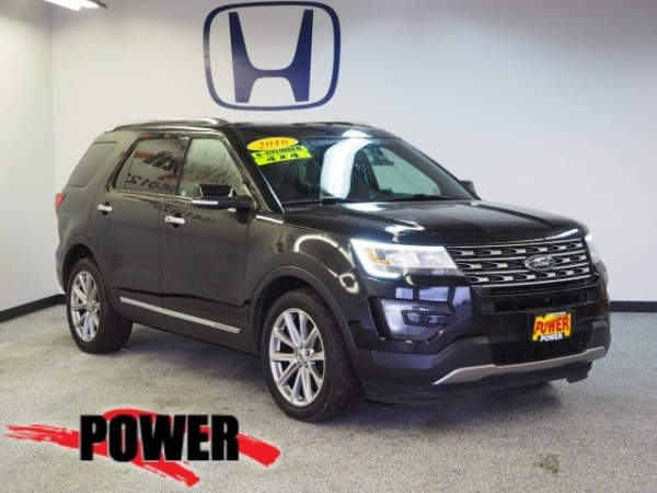 2016 Ford Explorer in Albany, OR