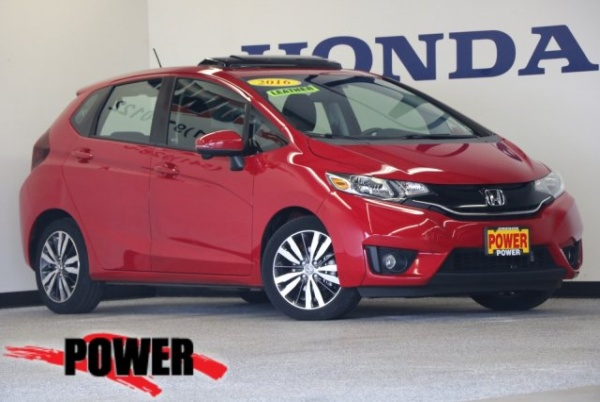 2016 Honda Fit in Albany, OR
