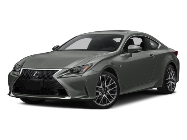 2015 Lexus RC