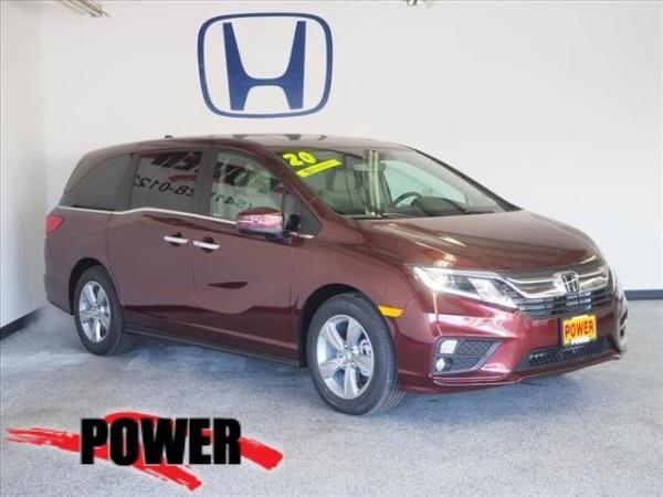 2020 Honda Odyssey in Albany, OR