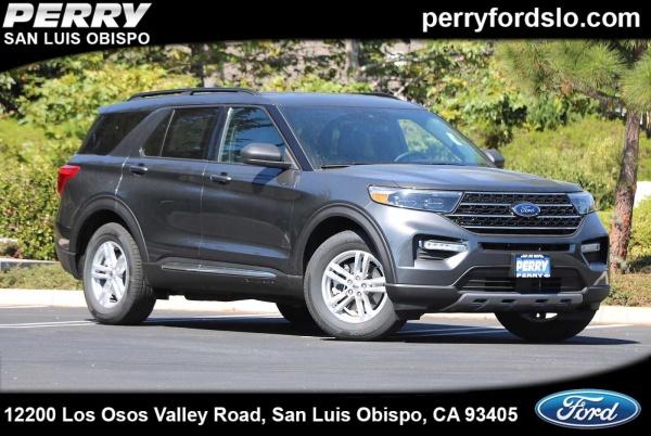 2020 Ford Explorer in San Luis Obispo, CA