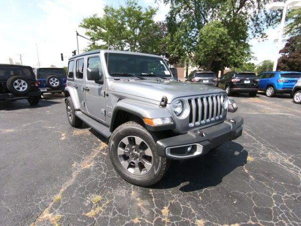 2019 Jeep Wrangler in Matteson, IL