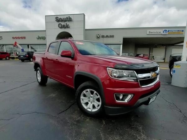 2018 Chevrolet Colorado in Matteson, IL