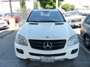 Used 2006 Mercedes Benz M Class For Sale Truecar